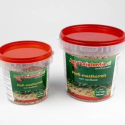 Professionele aardbeien meststoffen