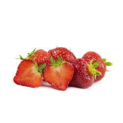 Sonata aardbeien van aardbeienplant