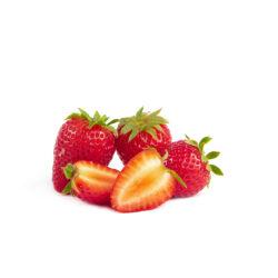 Furore aardbeien van aardbeiplant