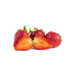 Malwina aardbeien van aardbeiplant