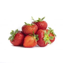 Sonsation aardbeien van aardbeienplant