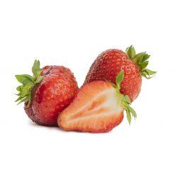 Maxim aardbeien van aardbeiplanten